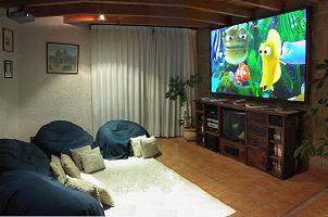 Todovisual proyectores multimedia para cine en casa - Proyector cine en casa ...